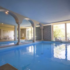 Hotel Borgo dei Poeti Wellness Resort Манерба-дель-Гарда бассейн фото 2