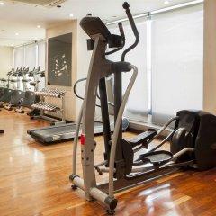 Отель Ac Valencia By Marriott Валенсия фитнесс-зал фото 2
