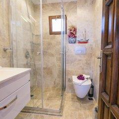 Villa Karsak by Akdenizvillam Турция, Калкан - отзывы, цены и фото номеров - забронировать отель Villa Karsak by Akdenizvillam онлайн ванная фото 2
