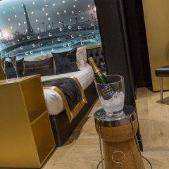 Отель California Saint Germain Франция, Париж - отзывы, цены и фото номеров - забронировать отель California Saint Germain онлайн комната для гостей фото 2