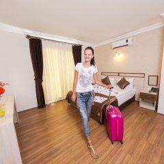 Отель Kadriye Sarp Otel сауна