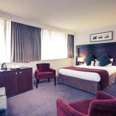 Mercure Liverpool Atlantic Tower Hotel фото 7