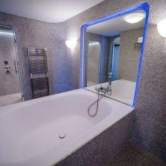 Гостиница Дизайн-отель СтандАрт в Москве 11 отзывов об отеле, цены и фото номеров - забронировать гостиницу Дизайн-отель СтандАрт онлайн Москва ванная фото 7