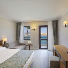 Отель Asteria Bodrum Resort - All Inclusive комната для гостей фото 4