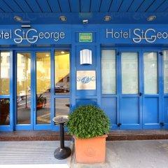 Best Western Hotel St. George вид на фасад фото 2