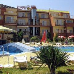 Отель Sunny Болгария, Созополь - отзывы, цены и фото номеров - забронировать отель Sunny онлайн бассейн