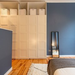 Отель Luxury Traditional Tenement Великобритания, Глазго - отзывы, цены и фото номеров - забронировать отель Luxury Traditional Tenement онлайн комната для гостей фото 3