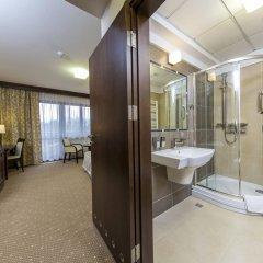 Отель Crocus Польша, Закопане - отзывы, цены и фото номеров - забронировать отель Crocus онлайн ванная фото 2