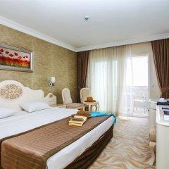White Gold Hotel & Spa - All Inclusive комната для гостей фото 4