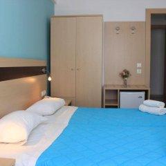 Отель Moschos Hotel Греция, Родос - отзывы, цены и фото номеров - забронировать отель Moschos Hotel онлайн комната для гостей фото 5