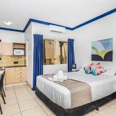 Отель City Palms Brisbane комната для гостей