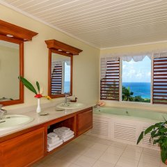 Отель Blue Heaven by Jamaican Treasures ванная
