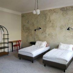 Отель Am Augarten Вена комната для гостей фото 2
