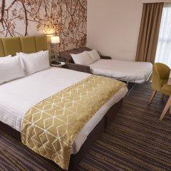 Отель Holiday Inn Northampton West M1 Junc 16 комната для гостей