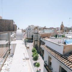 Отель Petit Palace Plaza de la Reina Валенсия приотельная территория