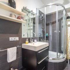 Отель Suite Tournelles - Wifi - 5 Guests ванная