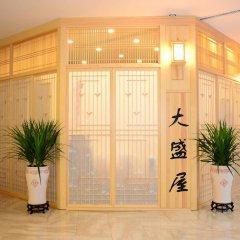 Отель Guangdong Hotel Китай, Шэньчжэнь - отзывы, цены и фото номеров - забронировать отель Guangdong Hotel онлайн интерьер отеля фото 2