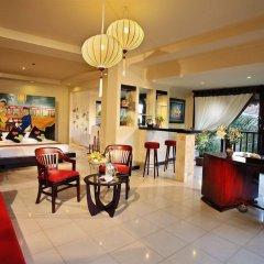 Отель Seahorse Resort & Spa Фантхьет интерьер отеля фото 3