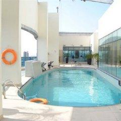 Отель Al Khaleej Plaza Дубай бассейн фото 2