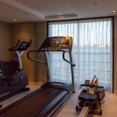 Отель MS Select Bellejour - Cologne фитнесс-зал фото 2