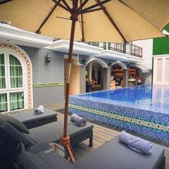 Отель Salil Hotel Sukhumvit - Soi Thonglor 1 Таиланд, Бангкок - отзывы, цены и фото номеров - забронировать отель Salil Hotel Sukhumvit - Soi Thonglor 1 онлайн бассейн