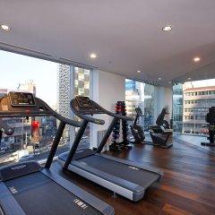 Hotel ENTRA Gangnam фитнесс-зал фото 2