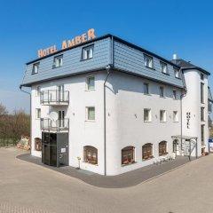 Amber Hotel Гданьск парковка