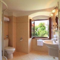 Отель QUESTENBERK Прага ванная фото 2