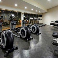 Отель Holiday Inn Merida Mexico фитнесс-зал фото 4