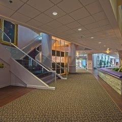 Отель Kellogg Conference Hotel at Gallaudet University США, Вашингтон - отзывы, цены и фото номеров - забронировать отель Kellogg Conference Hotel at Gallaudet University онлайн интерьер отеля