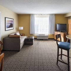 Отель TownePlace Suites Milpitas Silicon Valley комната для гостей фото 2