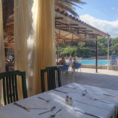 Club Hotel Aguamarina питание фото 3