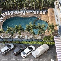 Отель Sawasdee Sunshine Таиланд, Паттайя - 4 отзыва об отеле, цены и фото номеров - забронировать отель Sawasdee Sunshine онлайн спортивное сооружение