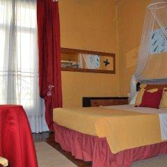 Отель Hospedaje Botín комната для гостей
