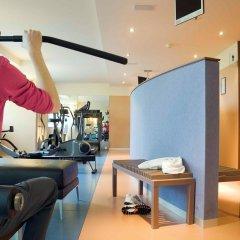 Hotel Novotel Brussels Airport Завентем фитнесс-зал фото 4