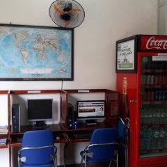Отель An Hoa банкомат