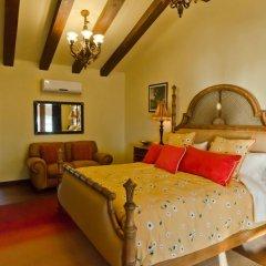 Отель Villa Captiva Мексика, Сан-Хосе-дель-Кабо - отзывы, цены и фото номеров - забронировать отель Villa Captiva онлайн комната для гостей фото 4