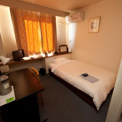 Отель Business Hotel Pocket Япония, Минамиавадзи - отзывы, цены и фото номеров - забронировать отель Business Hotel Pocket онлайн комната для гостей фото 3