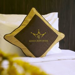 Minh Chien Hotel Далат в номере