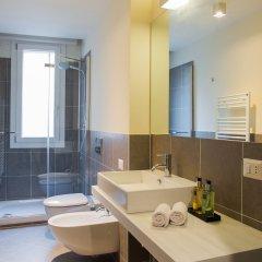 Отель Erïk Langer Pedrocchi Suites Италия, Падуя - отзывы, цены и фото номеров - забронировать отель Erïk Langer Pedrocchi Suites онлайн ванная