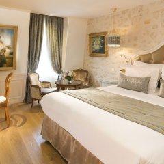 Отель Académie Hôtel Saint Germain Франция, Париж - отзывы, цены и фото номеров - забронировать отель Académie Hôtel Saint Germain онлайн комната для гостей фото 5