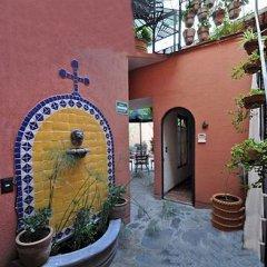 Отель Hotelito de las Colonias