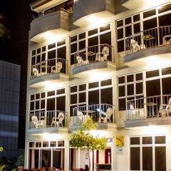 Отель Fuana Inn Мальдивы, Северный атолл Мале - отзывы, цены и фото номеров - забронировать отель Fuana Inn онлайн вид на фасад фото 2
