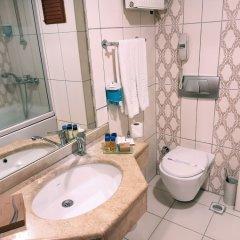 Crystal Kaymakli Hotel & Spa Турция, Мустафапаша - отзывы, цены и фото номеров - забронировать отель Crystal Kaymakli Hotel & Spa онлайн ванная фото 2