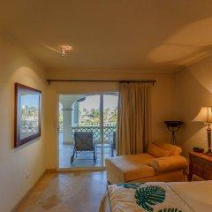 Отель Las Maanitas F4202 2 Br By Casago Мексика, Сан-Хосе-дель-Кабо - отзывы, цены и фото номеров - забронировать отель Las Maanitas F4202 2 Br By Casago онлайн комната для гостей фото 5