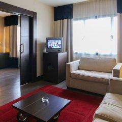 Отель MERCADER Мадрид комната для гостей фото 2