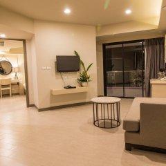 Отель Krabi La Playa Resort комната для гостей фото 4