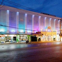 Отель Sino Imperial Phuket Таиланд, Пхукет - отзывы, цены и фото номеров - забронировать отель Sino Imperial Phuket онлайн вид на фасад