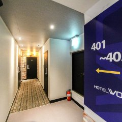 Hotel WO Chungjeongro интерьер отеля фото 2