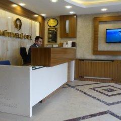Mütevelli Otel Турция, Кастамону - отзывы, цены и фото номеров - забронировать отель Mütevelli Otel онлайн интерьер отеля фото 3